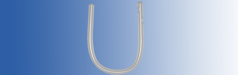 LoFric Urostomy catheter tube