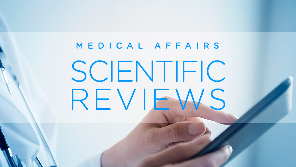 Scientific reviews
